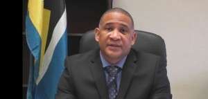High Commissioner for Saint Lucia H.E Dr. Ernest Hilaire
