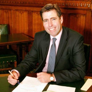 Graham Brady MP for Altrincham and Sale West