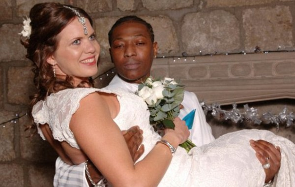 Rapist Mark Thompson and his wife, York University academic Adriana Ford-Thompson. She mouthed 'I love you' to him as he was jailed.