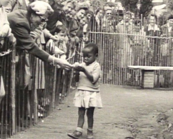 As late as 1958, Africans were exhibited at Expo 58, also known as the Brussels World's Fair in Belgium.