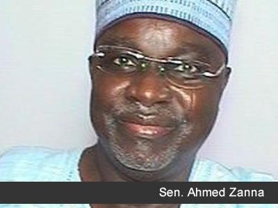 Senators Ahmed Zannah. Photo courtesy pointblanknews.com