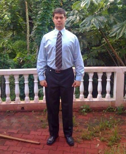 Alexander Clack. Photo courtesy www.weefmgrenada.com