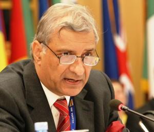 Kamalesh Sharma. Photo courtesy www.ghanaianreactoronline.com