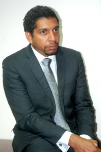 Vincentian Foreign Minister Camillo Gonsalves (photo by- Robertson S Henry)