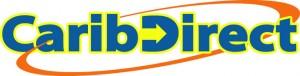 caribdirect no frills-vector-logo