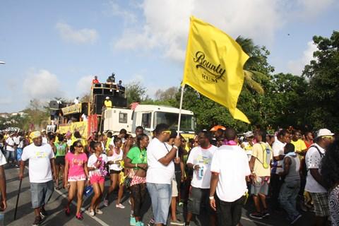 Line-jam-bounty-flag. Photo courtesy http://stluciafirst.com/