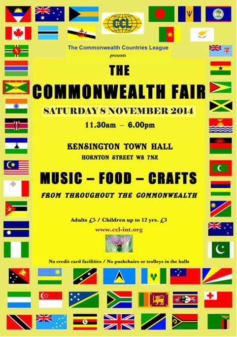 Commonwealth Fair 2014