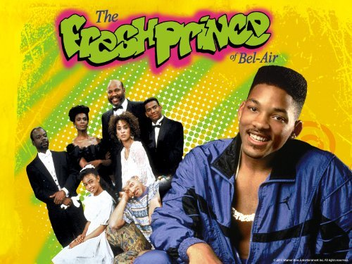 Fresh Prince of Bel Air. Photo courtesy Screen Nation