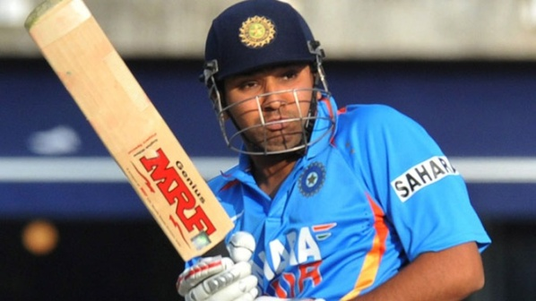 Rohit Sharma. Photo courtesy sportypost.com