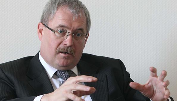 Sándor Fazekas, Minister of Agriculture of Hungary. Photo courtesy budapestbeacon.com