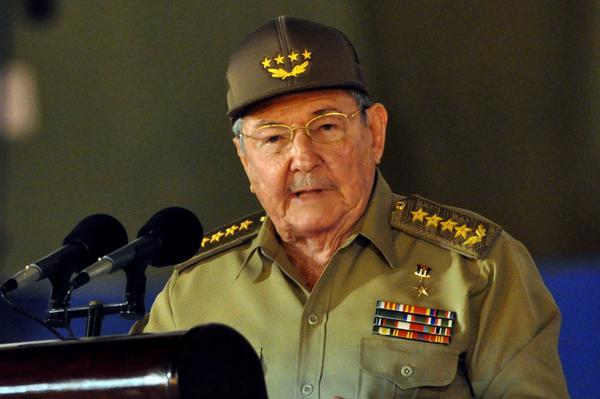 President Raul Castro Ruz. Photo courtesy www.cmhw.cu