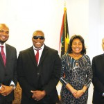 Antigua Tourism Minister empowers NY staff