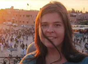 ISIS victim Kayla Mueller. Photo courtesy guncontrolmyass.com