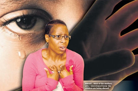 Dr Sandra Knight. Photo courtesy http://www.jamaicaobserver.com