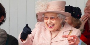 Queen Elizabeth II. Photo courtesy www.huffingtonpost.com