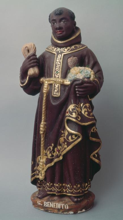 Saint Benedict of Palermo. Photo courtesy http://www.theroot.com