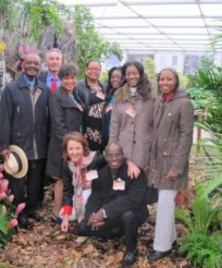 Grenada wins Gold at Chelsea Flower Show
