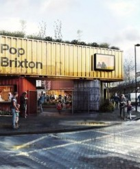 All are invited to Pop Brixton opening tomorrow