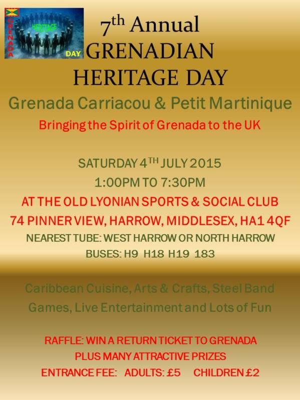 7th Annual Grenada Heritage Day (F))
