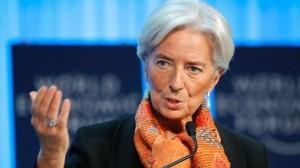 Christine Lagarde. . Photo courtesy www.armstrongeconomics.com
