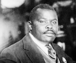 Marcus Mosiah Garvey. Photo courtesy www.thefamouspeople.com