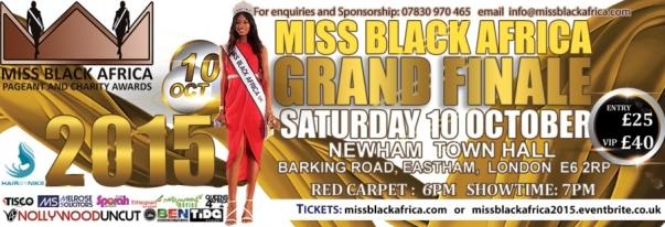 Miss Black Africa