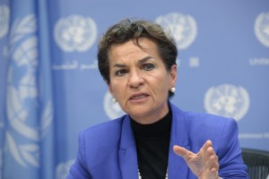 Ms. Christiana Figueres, Executive Secretary of the United Nations Framework Convention on Climate Change (UNFCCC). Photo courtesy www.un.org