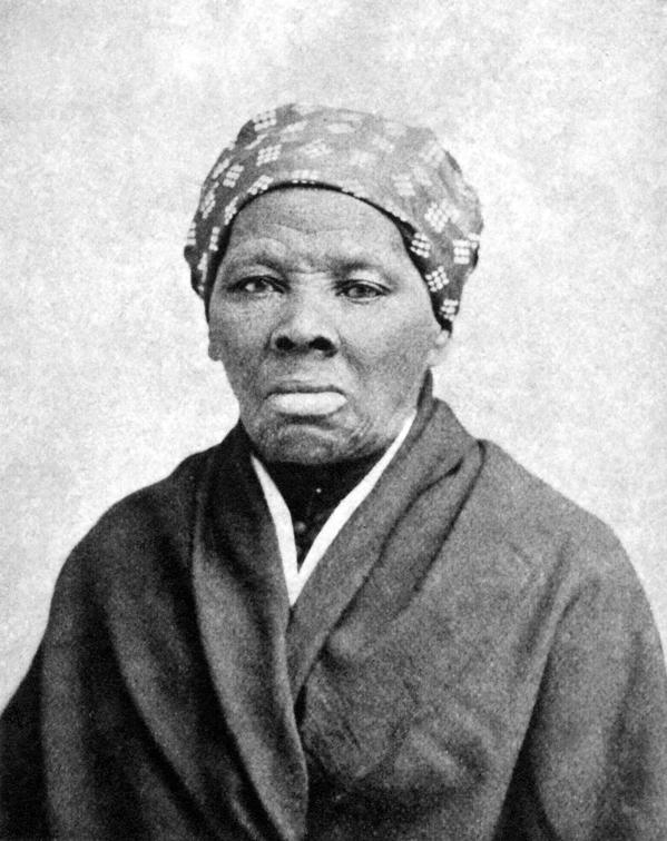 Harriet Tubman.Photo courtesy www.nps.gov