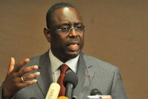 Hon Macky Sall, president of Senegal. Photo courtesy gambiaaffairs.com