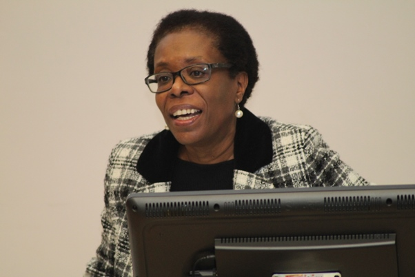 Ms. Susan Belgrave, Barrister , Trustee BFUWI. Photo courtesy CaribDirect