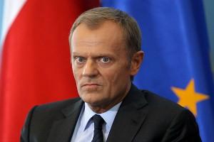 European Council President Donald Tusk. Photo courtesy english.republika.mk
