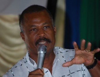 Sir Hilary Beckles. Photo courtesy www.stabroeknews.com