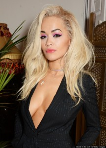 Rita Ora. Images for Eco-Age/Green Carpet Collection)