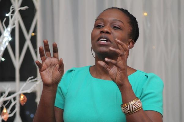 Wanda Connor. Photo courtesy David F. Roberts / CaribDirect