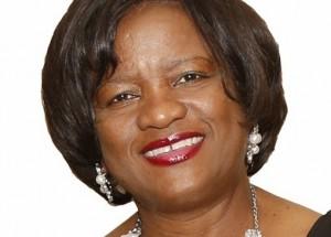 Pamela Watson in happier days. www.caribbeannationalweekly.com