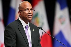 prime minister of Belize Hon. Dean Barrow. Photo courtesy www.ambergristoday.com