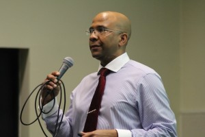 Affinity Legacy LLP partner and wealth preservation expert Sean Freckleton . Photo courtesy CaribDirect Multi-Media