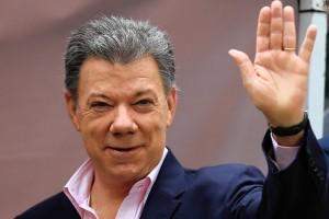 Colombian President Juan Manuel Santos. Photo courtesy www.wsj.com