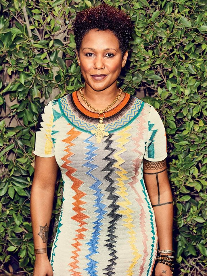 Karen Marley. Image courtesy GQ