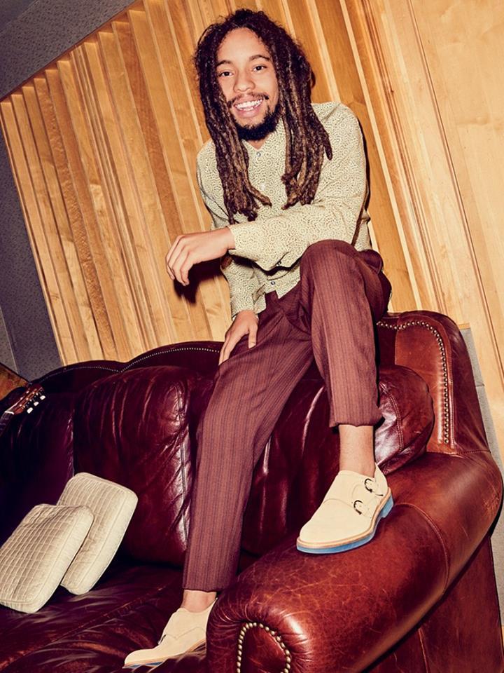 Joseph 'Jo Mersa' Marley. Image courtesy GQ
