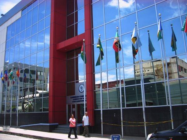 Caribbean Court of Justice building. Photo courtesy drealfmgrenada.com