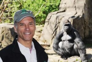 Zoo Director Thane Maynard. Photo courtesy alchetron.com