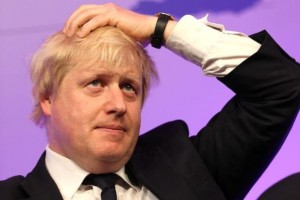 Former London Mayor Boris Johnson. Photo courtesy  www.thetimes.co.uk