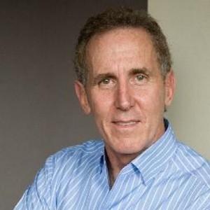 Author Tony Schwartz. Photo courtesy www.twitter.com
