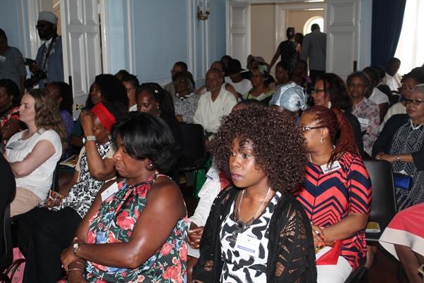 Glimpse of the audience. Photo courtesy CaribDirect