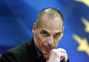 former Greek Finance Minister Yanis Varoufakis (now Professor of Economics at the University of Athens). Photo courtesy greece.greekreporter.com