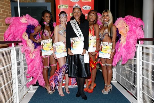 Trinidadian Dancers. Photo courtesy CaribDirect