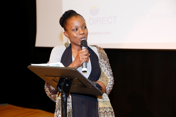 Jus' Caribbean Festival's Marketing Director, Ms Wanda Connor. Photo courtesy CaribDirect