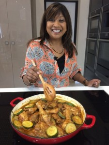 Sabrina Zeif, Proprietor Kitchen Thyme UK