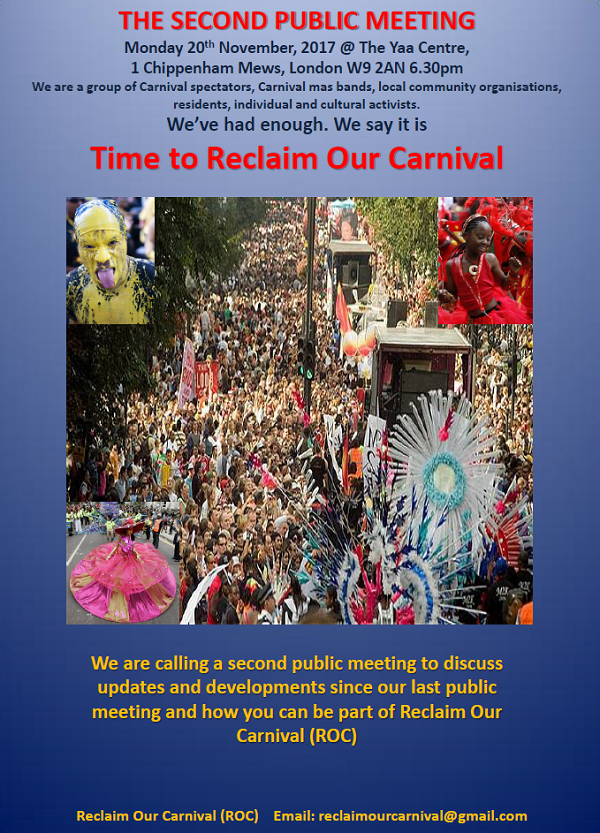 Reclaim Carnival